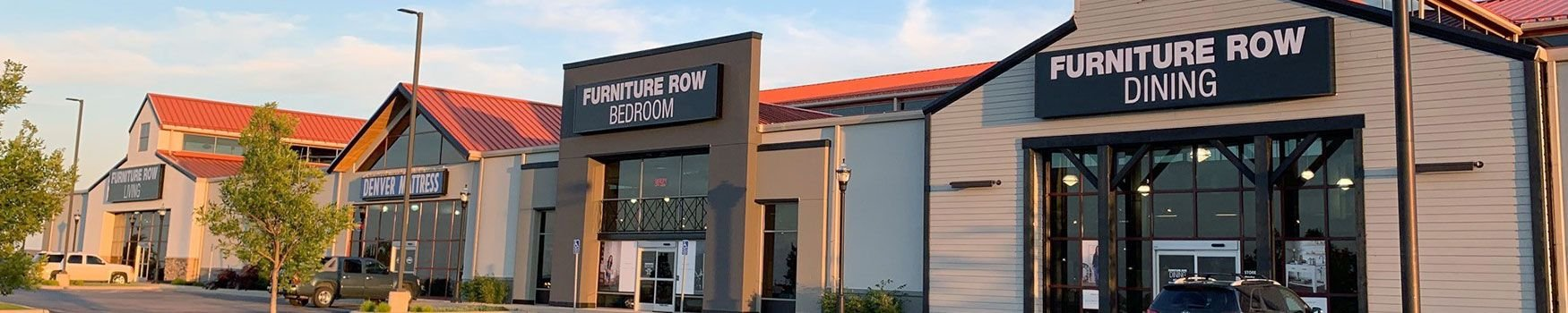 Furniture Row Stores