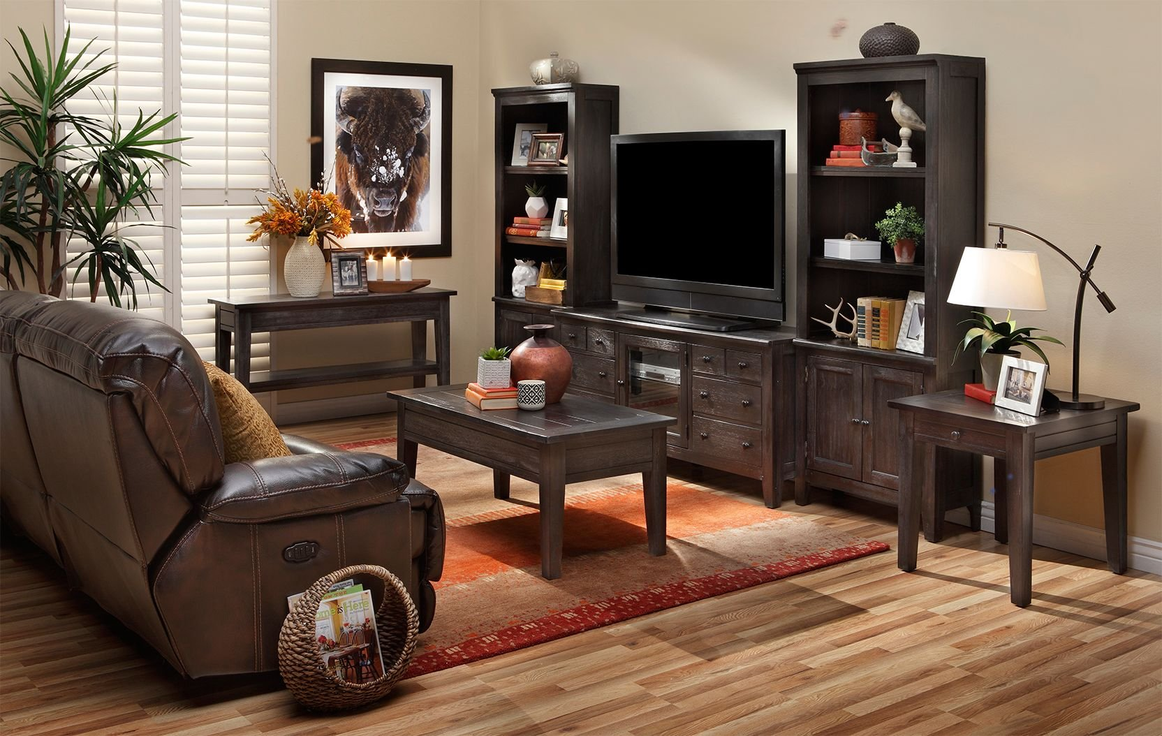 Castaway 3 Pc Home Theater Wall