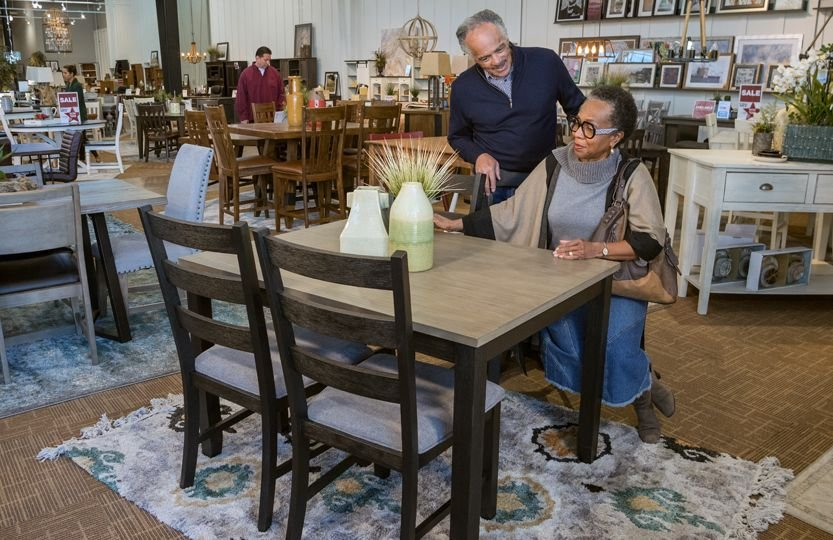 Martin Dining Set in Store