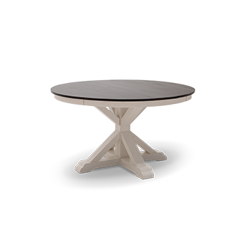 Round Dining Table Icon